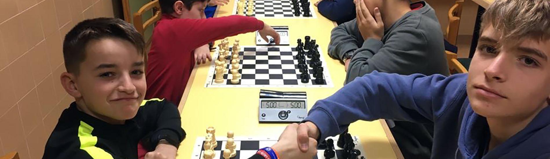 El ajedrez sigue en alza
