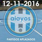 Jornada del 12-11-2016