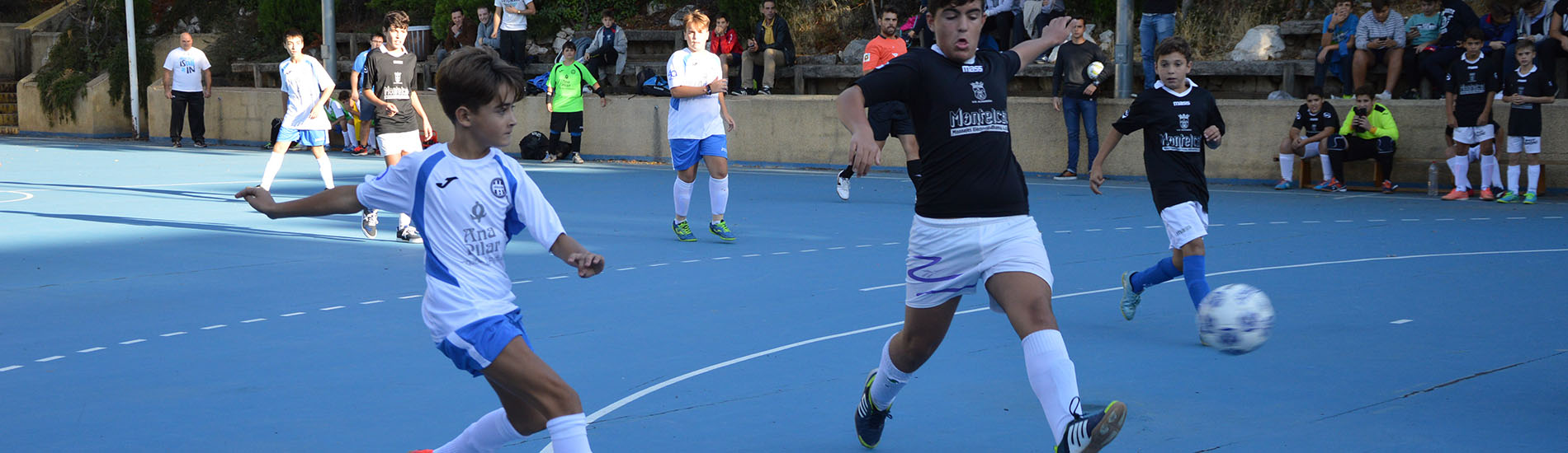 Escuela de Fútbol-sala