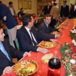 Cena de Navidad en Alayos