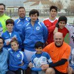 Fútbol padres-hijos partido de vuelta