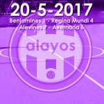 Partidos del 20-5-2017