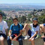 Excursión al Fargue