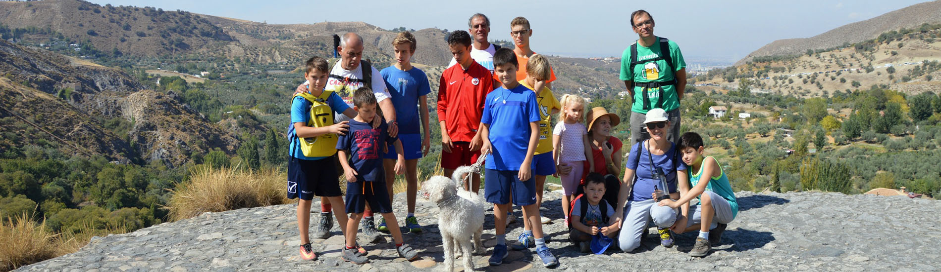 Excursión familiar a Los Cahorros
