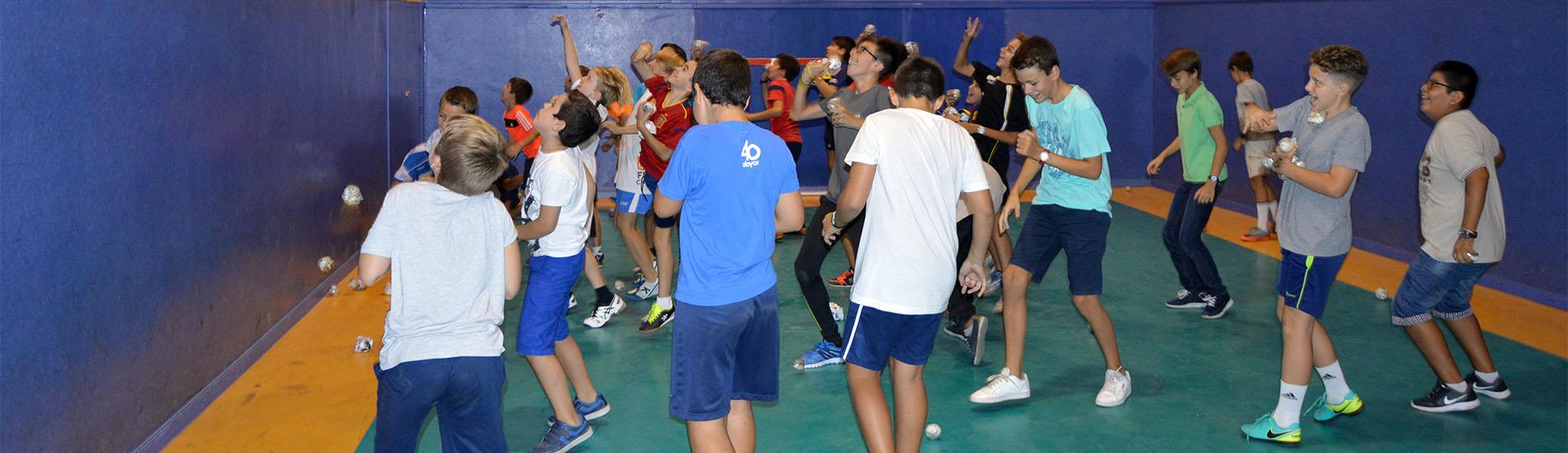 Gymkana inicio de curso