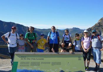 """Excursión familiar a la """"Boca de la Pescá"""""""