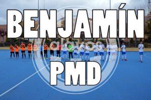 Benjamín PMD. 2019-2020