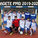 Cadete PMD. 2019-2020