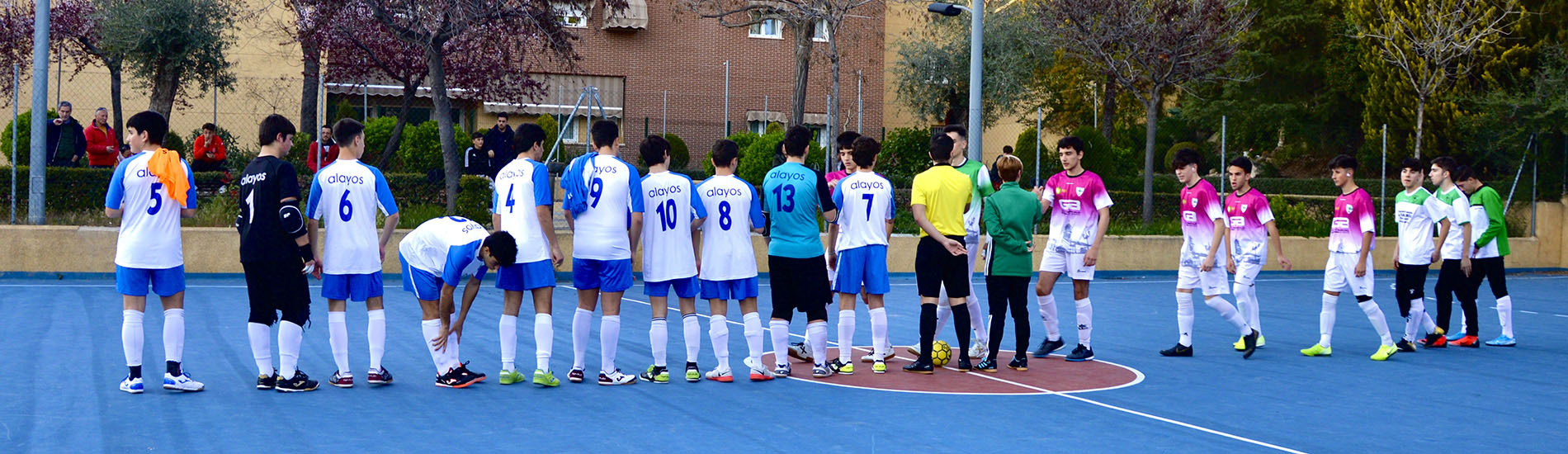 EDA: la Escuela Deportiva