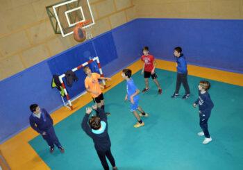 Baloncesto en Alayos