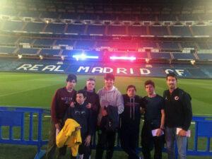 Convivencia en Madrid